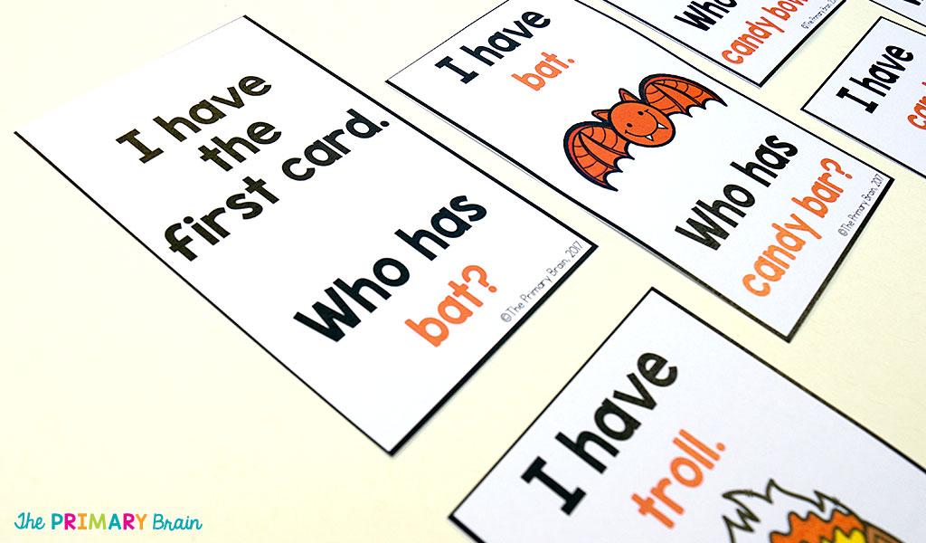 First Card