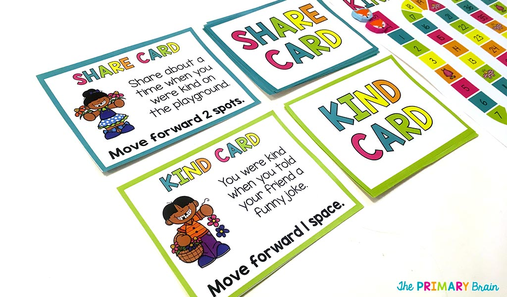 Kindness Game Cards