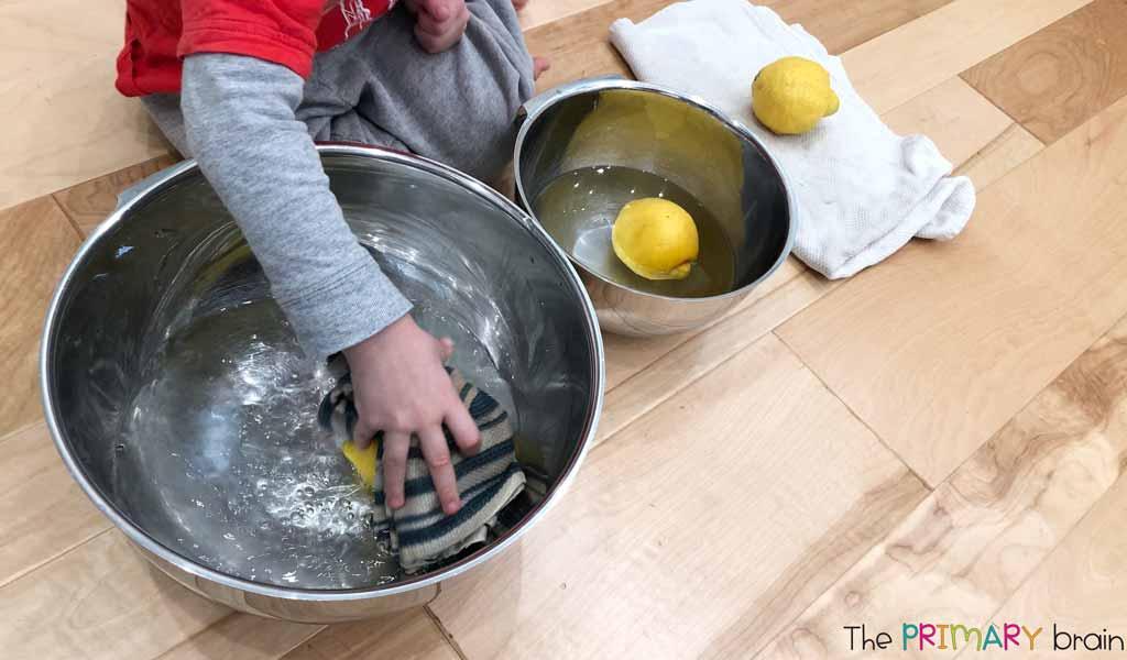 LemonWashing
