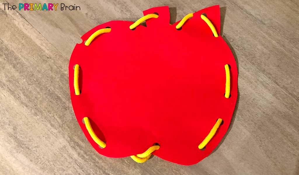 Apple Lacing
